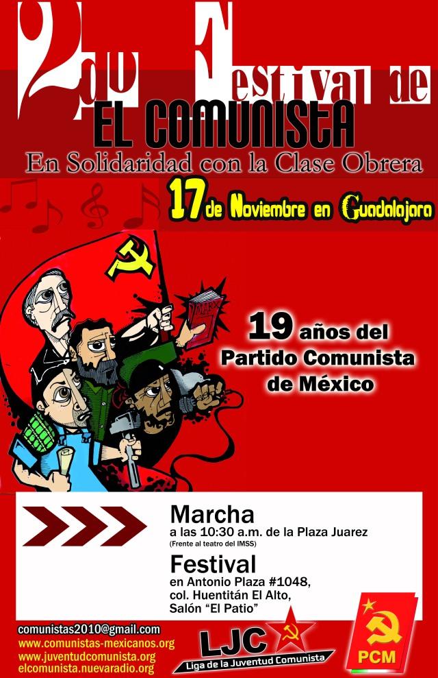 cartel festiva 2013